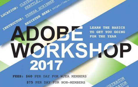 WJEA to sponsor Adobe software training