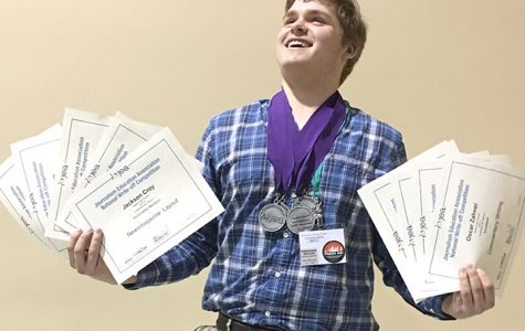 Ballard High School Scores Well at National Convention