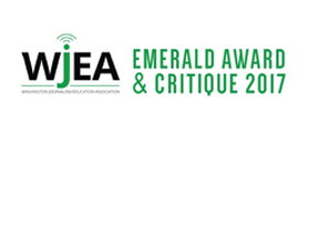 Emerald Award winners announced at J-Day West, Sept. 21