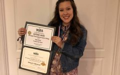 Puyallup senior named Washington Journalist of the Year