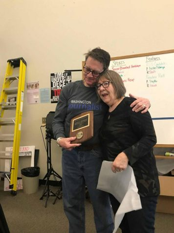 Mountlake Terrace senior named Washington state's Journalist of the Year