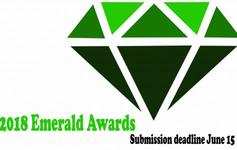 Emerald Award submissions closed for 2018