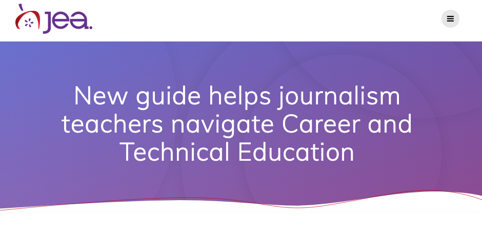 JEA releases CTE guide full of resources for those who already are or want to become CTE programs.