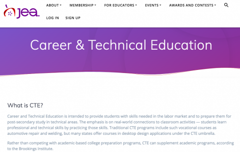 JEA Provides CTE Resources