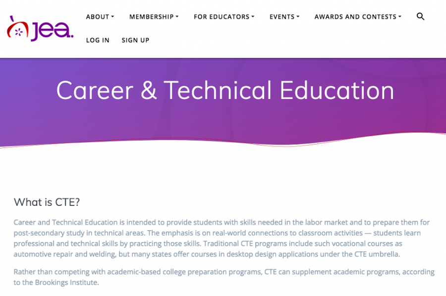 JEA Provides CTE Resources