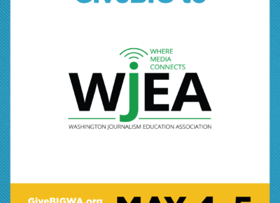 WJEA Needs You to Give BIG